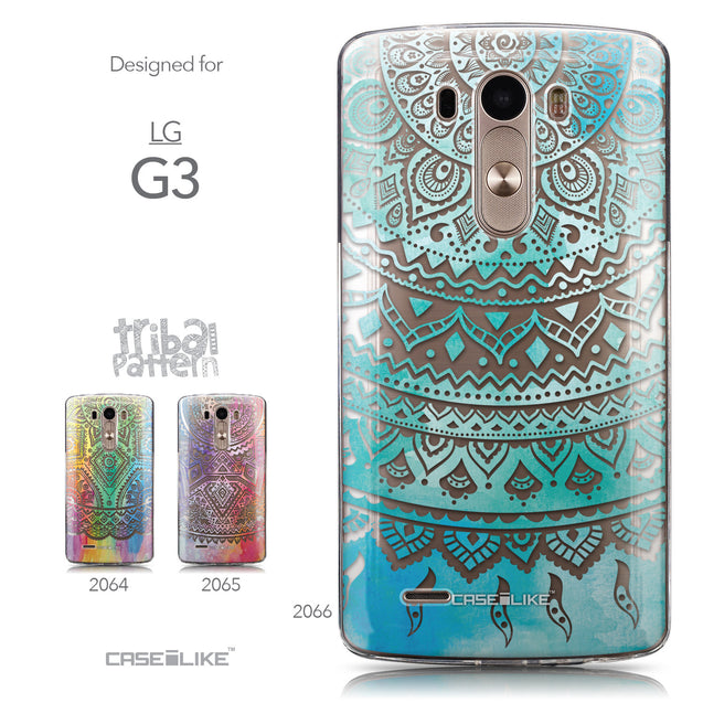 Collection - CASEiLIKE LG G3 back cover Indian Line Art 2066