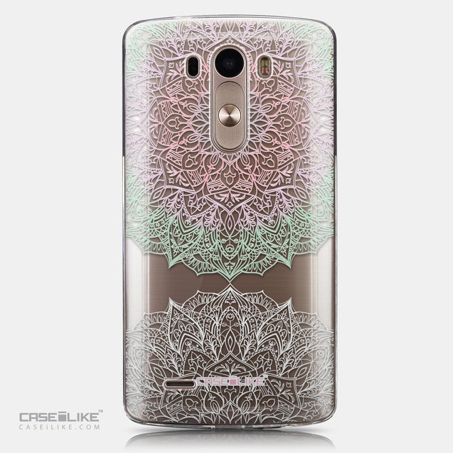 CASEiLIKE LG G3 back cover Mandala Art 2092