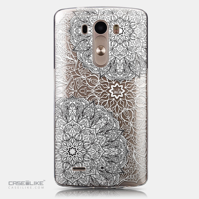 CASEiLIKE LG G3 back cover Mandala Art 2093