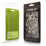 Packaging - CASEiLIKE LG G3 back cover Roses Ornamental Skulls Peacocks 2227