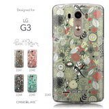 Collection - CASEiLIKE LG G3 back cover Spring Forest Gray 2243