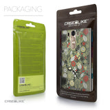 Packaging - CASEiLIKE LG G3 back cover Spring Forest Gray 2243