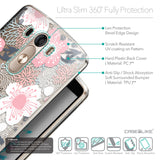 Details in English - CASEiLIKE LG G3 back cover Japanese Floral 2255