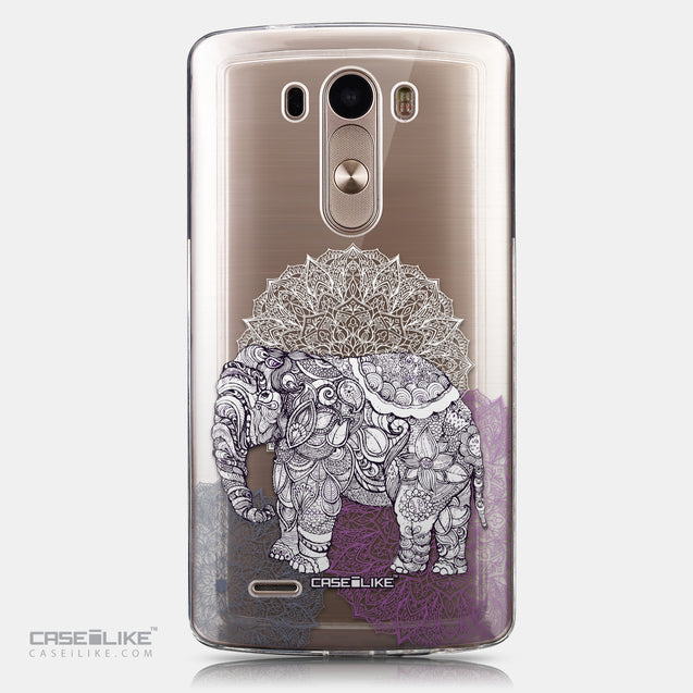 CASEiLIKE LG G3 back cover Mandala Art 2301