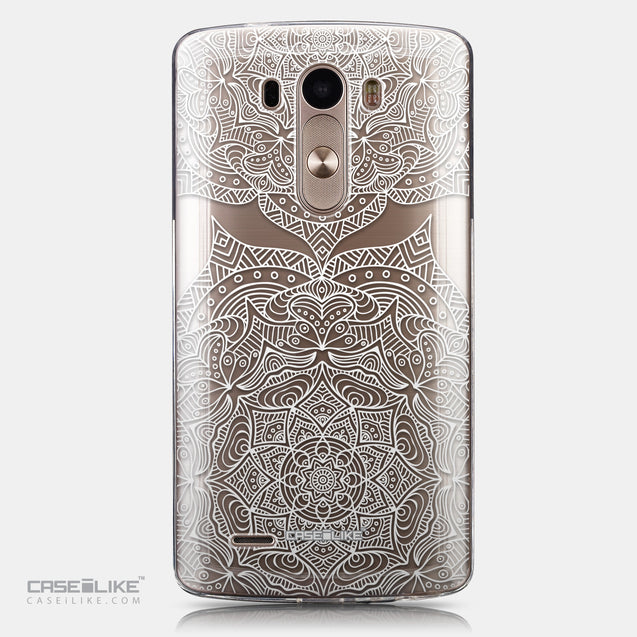 CASEiLIKE LG G3 back cover Mandala Art 2303