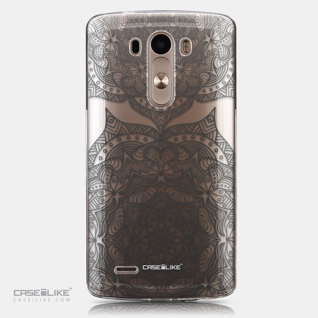CASEiLIKE LG G3 back cover Mandala Art 2304