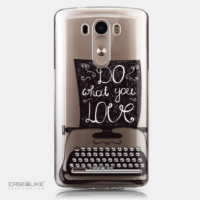 CASEiLIKE LG G3 back cover Quote 2400