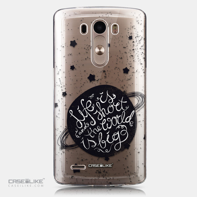 CASEiLIKE LG G3 back cover Quote 2401