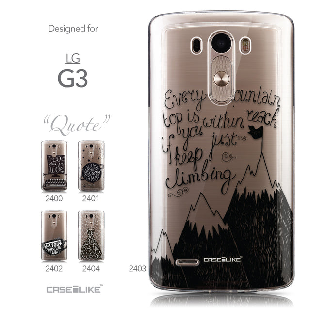 Collection - CASEiLIKE LG G3 back cover Indian Tribal Theme Pattern 2053
