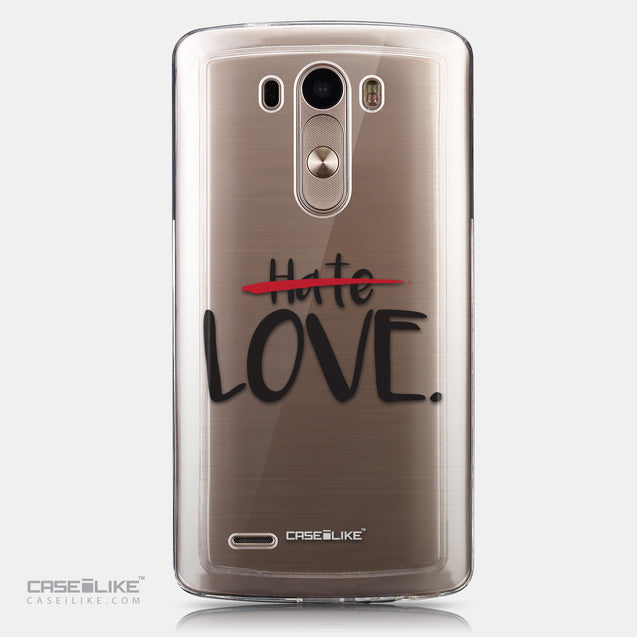 CASEiLIKE LG G3 back cover Quote 2406