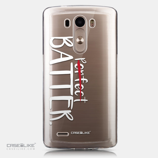 CASEiLIKE LG G3 back cover Quote 2410