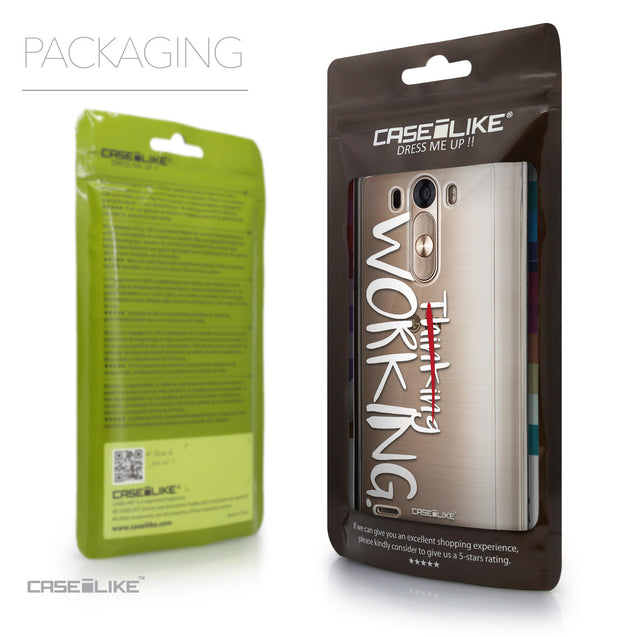 Packaging - CASEiLIKE LG G3 back cover Quote 2411