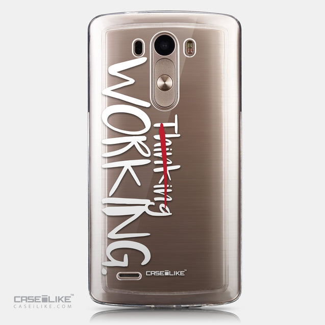 CASEiLIKE LG G3 back cover Quote 2411