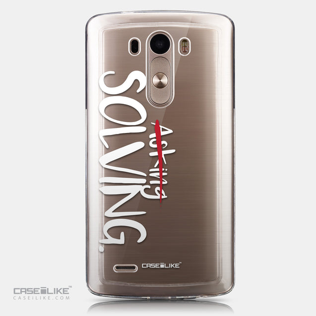 CASEiLIKE LG G3 back cover Quote 2412