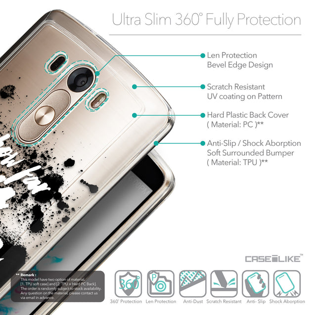 Details in English - CASEiLIKE LG G3 back cover Quote 2413