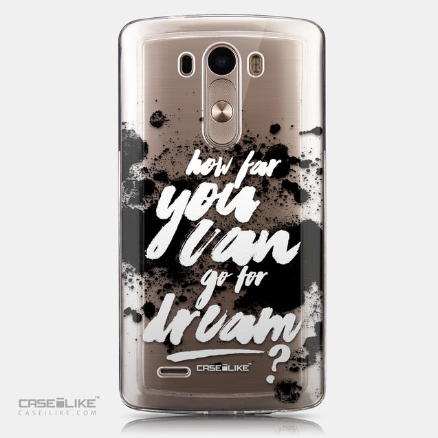 CASEiLIKE LG G3 back cover Quote 2413