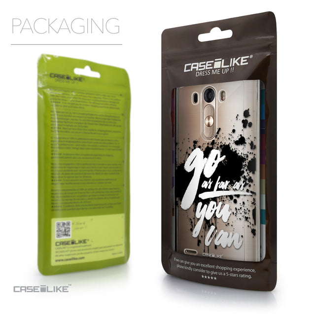 Packaging - CASEiLIKE LG G3 back cover Quote 2415