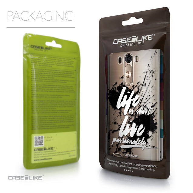 Packaging - CASEiLIKE LG G3 back cover Quote 2416
