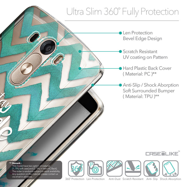 Details in English - CASEiLIKE LG G3 back cover Quote 2418