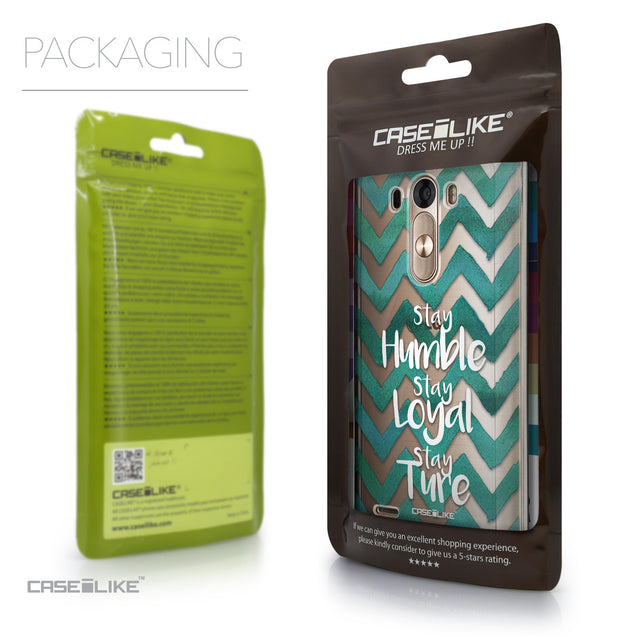 Packaging - CASEiLIKE LG G3 back cover Quote 2418