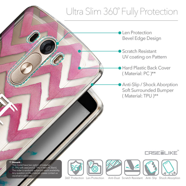 Details in English - CASEiLIKE LG G3 back cover Quote 2419