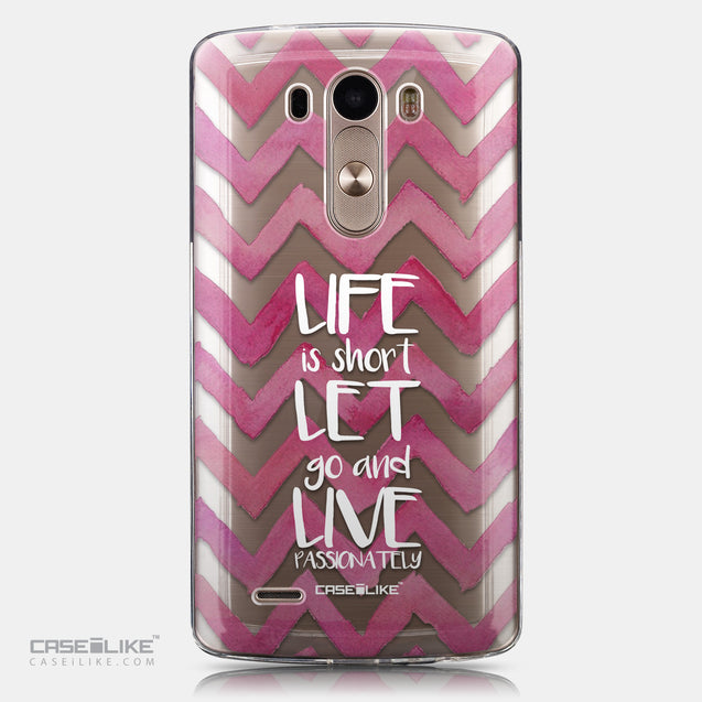 CASEiLIKE LG G3 back cover Quote 2419