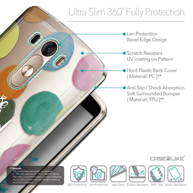 Details in English - CASEiLIKE LG G3 back cover Quote 2420