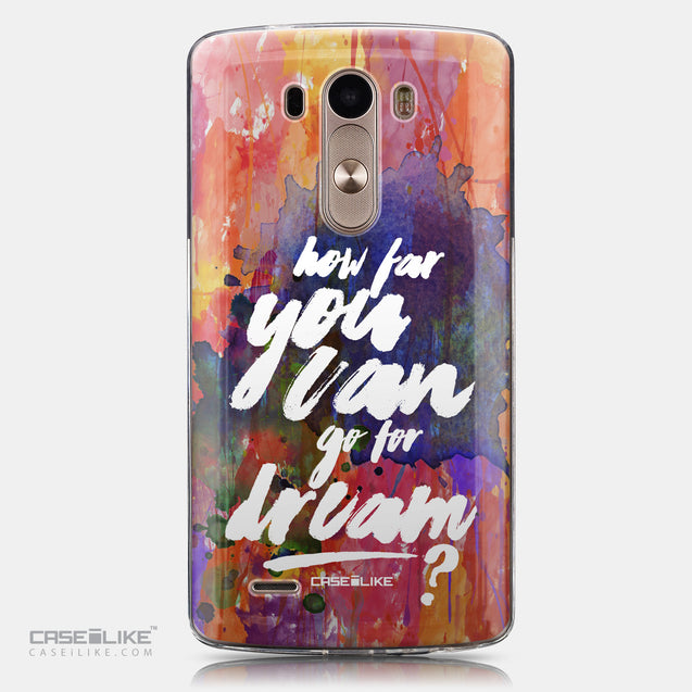 CASEiLIKE LG G3 back cover Quote 2421