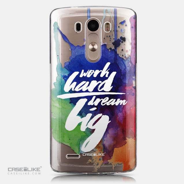 CASEiLIKE LG G3 back cover Quote 2422