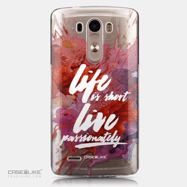 CASEiLIKE LG G3 back cover Quote 2423