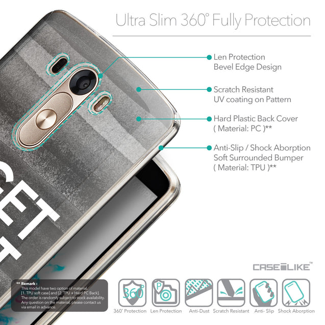 Details in English - CASEiLIKE LG G3 back cover Quote 2429
