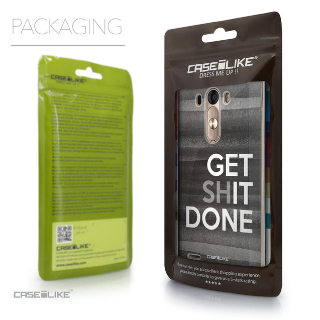 Packaging - CASEiLIKE LG G3 back cover Quote 2429