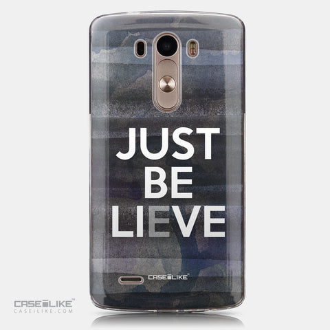 CASEiLIKE LG G3 back cover Quote 2430