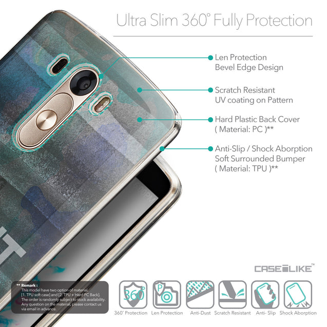 Details in English - CASEiLIKE LG G3 back cover Quote 2431