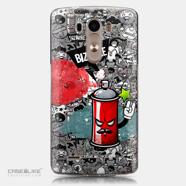 CASEiLIKE LG G3 back cover Graffiti 2705