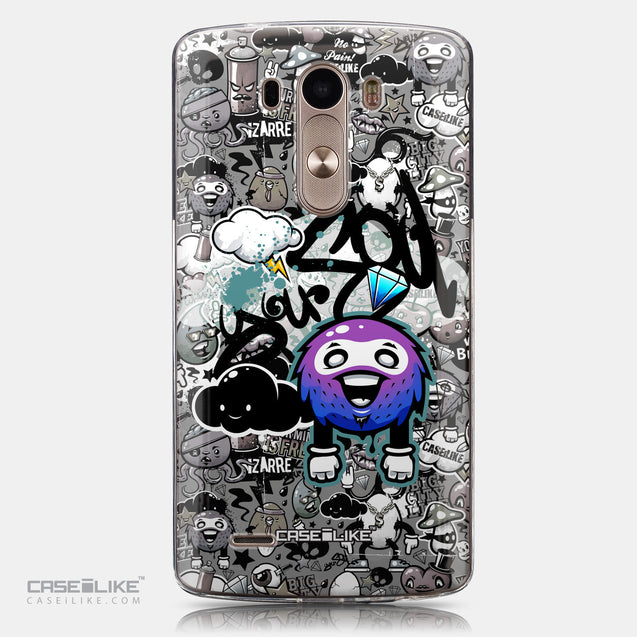 CASEiLIKE LG G3 back cover Graffiti 2706