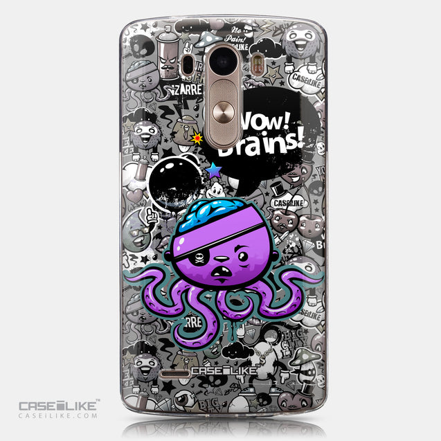 CASEiLIKE LG G3 back cover Graffiti 2707