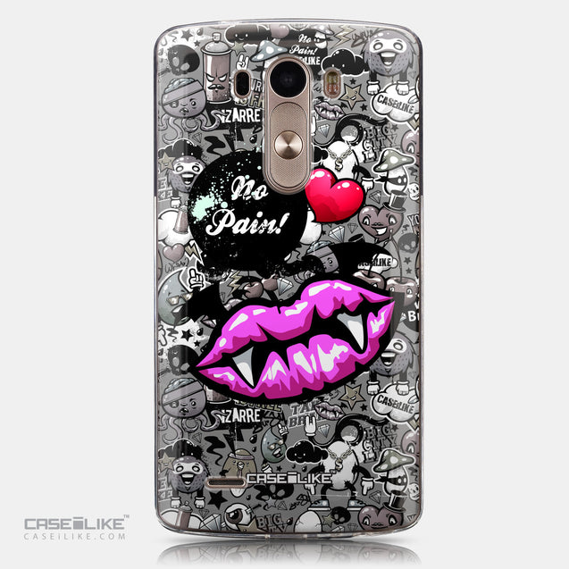 CASEiLIKE LG G3 back cover Graffiti 2708