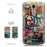 Collection - CASEiLIKE LG G3 back cover Graffiti 2721