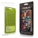 Packaging - CASEiLIKE LG G3 back cover Graffiti 2721