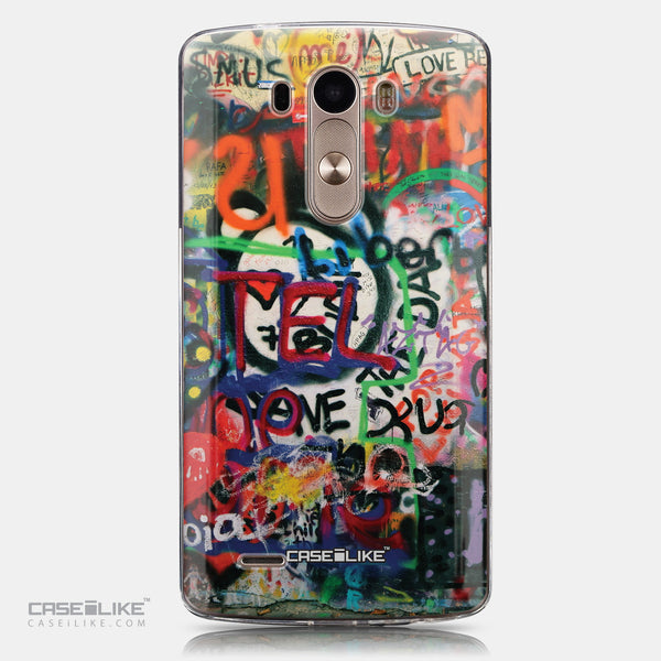 CASEiLIKE LG G3 back cover Graffiti 2721