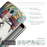 Details in English - CASEiLIKE LG G3 back cover Graffiti Girl 2725