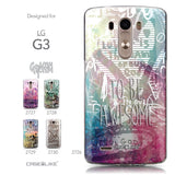 Collection - CASEiLIKE LG G3 back cover Graffiti 2726