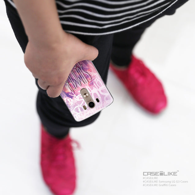 Share - CASEiLIKE LG G3 back cover Graffiti 2727