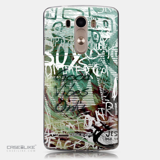 CASEiLIKE LG G3 back cover Graffiti 2728