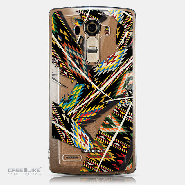 CASEiLIKE LG G4 back cover Indian Tribal Theme Pattern 2053