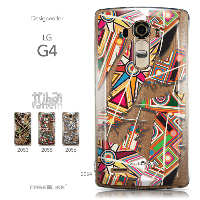 Collection - CASEiLIKE LG G4 back cover Indian Tribal Theme Pattern 2054