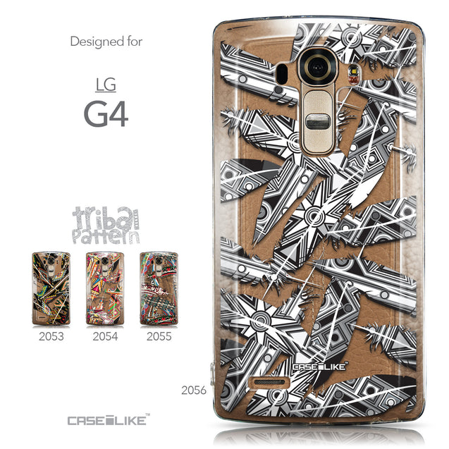 Collection - CASEiLIKE LG G4 back cover Indian Tribal Theme Pattern 2056