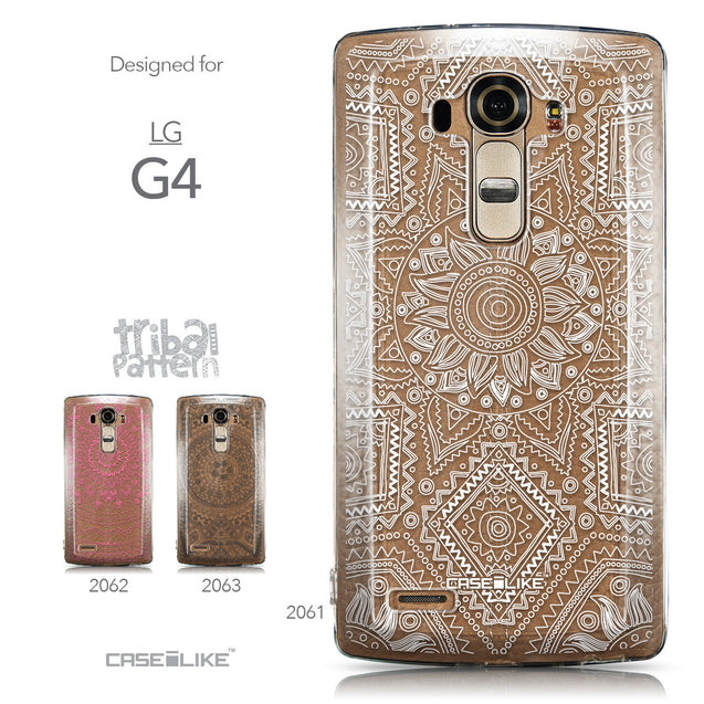 Collection - CASEiLIKE LG G4 back cover Indian Line Art 2061
