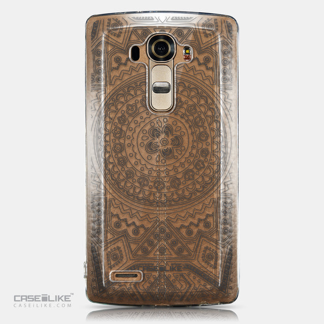 CASEiLIKE LG G4 back cover Indian Line Art 2063